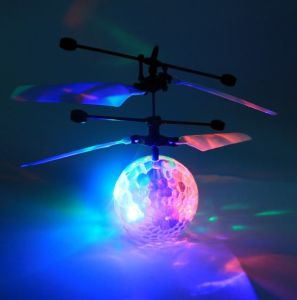 Sensing Crystal Disco Flying Ball Helicopter pictures & photos