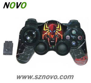 OEM Wireless Vibration Gamepad for PS3 (NV-GPW015)