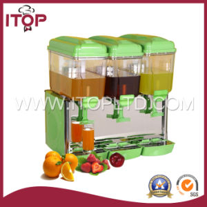 Green Color Commercial Juice Dispenser (JD-1P/2P/3P) pictures & photos