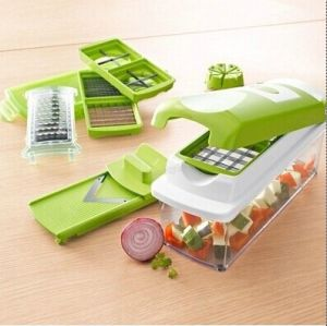 Multifunctional Manual Grinder Vegetable Cutter for Kitchen
