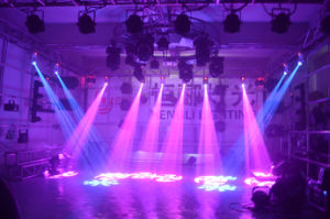 10W LED Moving Head Stage Beam Light (HL-014ST) pictures & photos