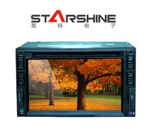 6.2′′ 2DIN Car DVD