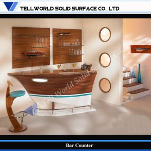 Modern Boat Style Wine Bar Counter Night Club Furniture pictures & photos
