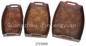 Wooden Tray (JTY2058)