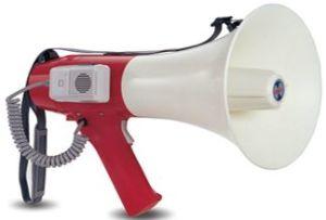 25W Megaphone (GMP-977)