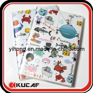Cute School Notebook with Plastic Cover pictures & photos