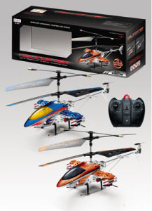 Mini 4CH RC Helicopter With Gyro and USB Charger