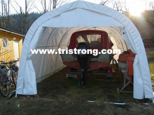 Carport with PVC Cover (TSU-1224) pictures & photos