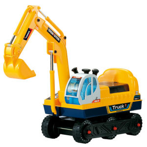 Bo-925218 Hot Selling Electric Ride on Excavator for Kids pictures & photos