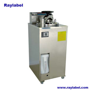 Vertical Sterilizer for Lab Equipment, Autoclave, Pressure Steam Autoclave (RAY-LS-100A) pictures & photos