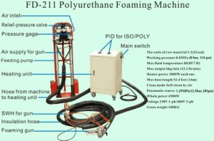 Polyurethane Injecting Foam Machine (FD-211) pictures & photos