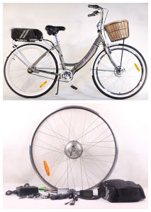 Lithium Battery DIY Bicycle E Bike Conversion Kit (JB-FV700-L) pictures & photos