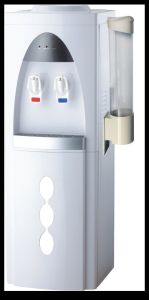 Vertical Water Dispenser With Cup Holder (KK-WD-14) pictures & photos