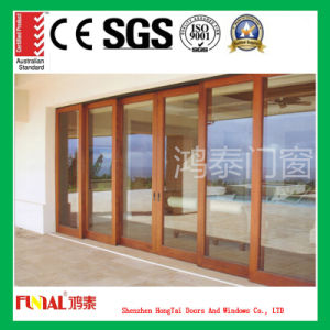 Double Glazing Tempered Glass Aluminum Sliding Doors and Windows pictures & photos