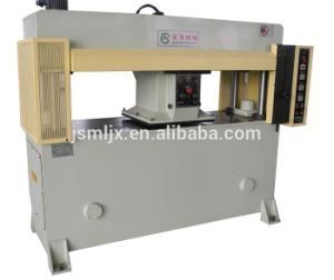 Ml Supply Gantry Movable Automatic Leather Cutting Machine pictures & photos