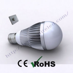 6W/8W 0-100% Dimmable LED Bulbs, E27/E26 (GL-BL006D-00A/GL-BL008D-00A)