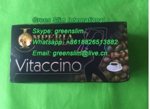 Vitaccino Black Slimming Coffee Herbal Plant Extract Weight Loss Coffee pictures & photos