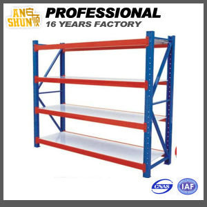 China Manufacturer Heavy Duty Durable Goods Shelf pictures & photos