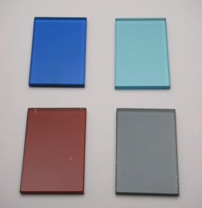 Tempered Laminated Glass (AS/NZS 2208) with Holes and Polished Edges Finished pictures & photos