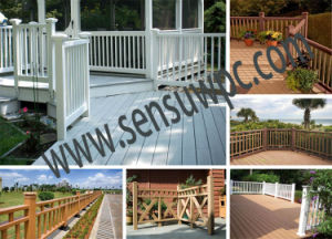 WPC House with Waterproof Long Life Outdoor Wood Plastic Composites pictures & photos