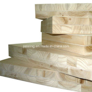 1220X2440mm Blockboard with Poplar/Pine/Fir/Paulownia Core pictures & photos