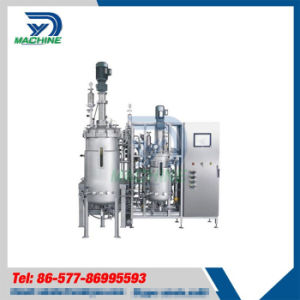 China Bio Fermenter and Laboratory Fermenter pictures & photos