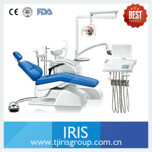 Electrical Dental Unit Chair/ Dental Unit Approved CE ISO