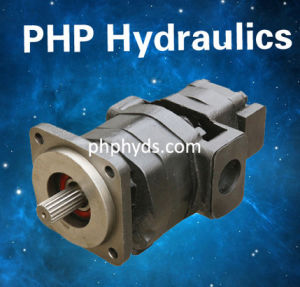 Hydraulic Gear Pump as Replacement Parker Commercial Pgp350, P350 Single Gear Pump pictures & photos
