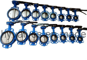 Universal Standard Wafer Butterfly Valves