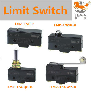 Electric Micro Limit Switches pictures & photos