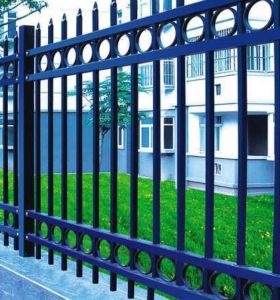 Ornamental Residental Fence (DJ-237)