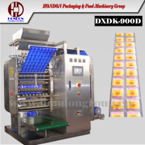 High-Speed Multilane Granule Packing Machine (Model DXDK-900D) pictures & photos
