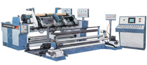 Automatic Slitting Machine, Slitter, Slitting Rewinding Machinery (GY-FT) pictures & photos