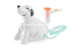 Cartoon Dog Nebulizer for Child Use