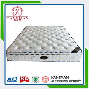 Bamboo Memory Foam Gel Pillow Top Pocket Spring Mattress pictures & photos