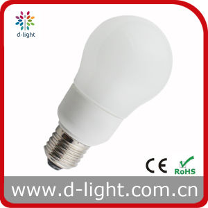 A60 2.6W Plastic Global LED Lamp pictures & photos