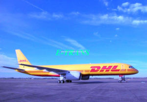 DHL Express Courier Service From China to Europe
