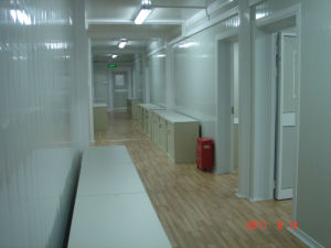 Container House for Temporary Office (CILC) pictures & photos