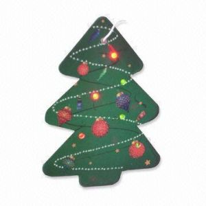 Christmas Car Air Freshener (PAF015) pictures & photos