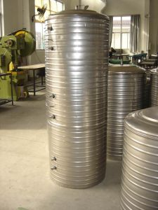 Solar Water Heater Storage Tank pictures & photos