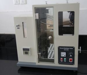 Vacuum Distillation Tester for High Boiling Petroleum Product ASTM D1160 pictures & photos