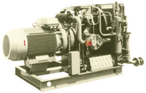 Air-Cooled Piston Medium & High Pressure Air Compressor