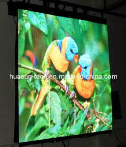 P16 Outdoor Full Color Flexible Curtain LED Display (Moon Series), P16mm Pitch Waterproof Flexible LED Display