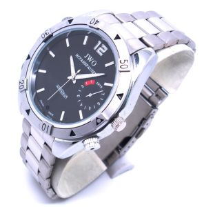 Waterproof Steel Watch Video Camera (JUE-113)