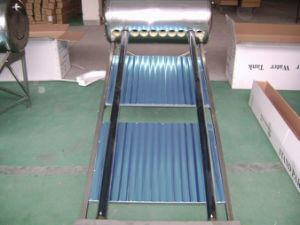 Non Pressurized Solar Water Heater pictures & photos