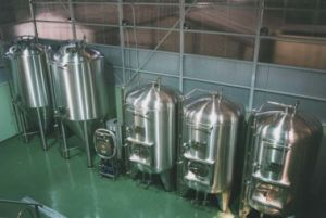 500L Beer Equipment (MTB)
