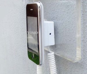 Plastic Magnetic Anti-Theft Display Holder for Mobile Phone