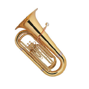 Bb Flat 3 Piston Tuba (BB-201) pictures & photos