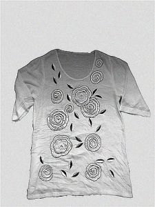 Embroidered Skirt (Handwork)