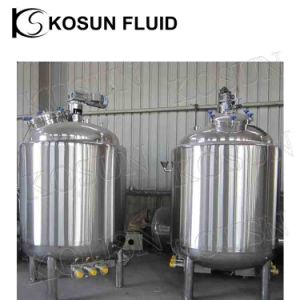 Stainless Steel Industrial&Food Grade Chemical Mixing Mixer Equipment pictures & photos